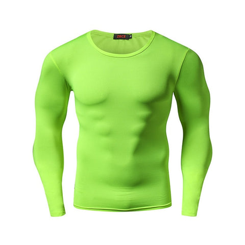 Image of Crossfit Compression Long Sleeve