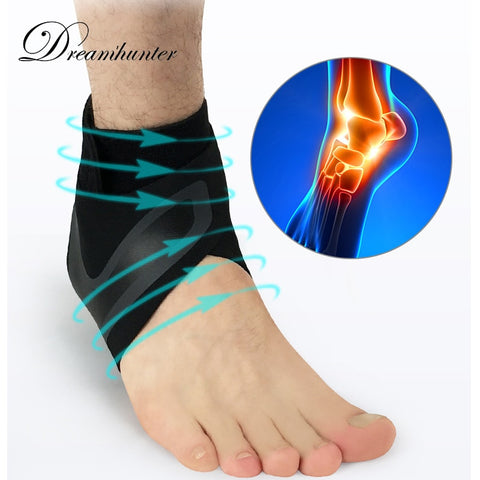 Ankle Support Brace and Wrap