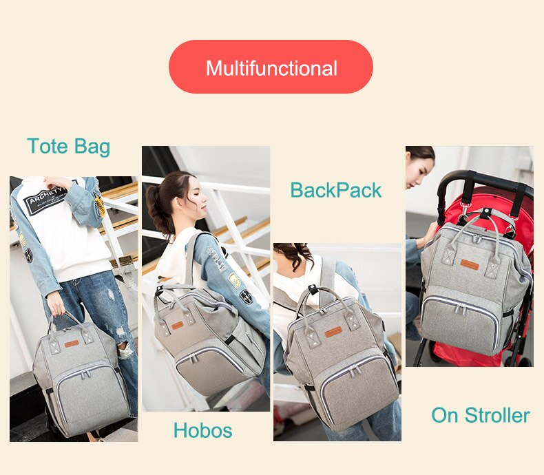 Tech Savvy Mummy Backpack