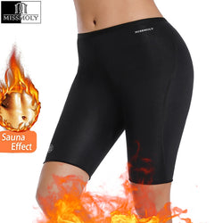 Sauna Effect Thigh Shapers