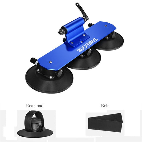 Bicycle Roof-Top Suction Rack