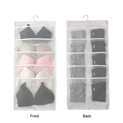 Image of Double-Sided Bra Storage Wall