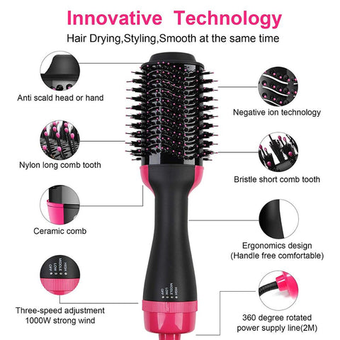 Frizz Free Blowout Brush