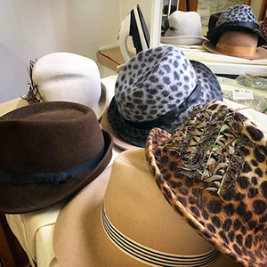 TRUNK SHOW: West Coast Hatters Dec 1st & 2nd