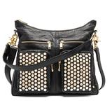 13276-Large Metal Purse