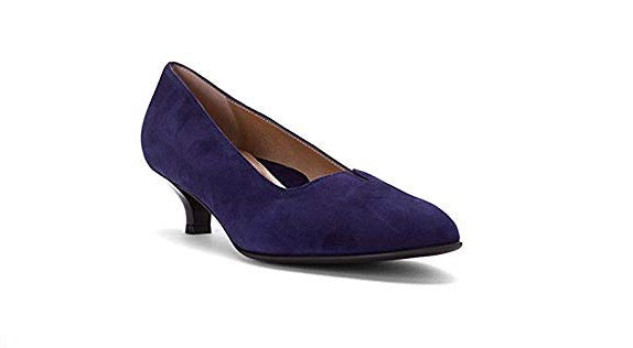 Mystique-Midnight Blue Suede