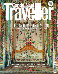 BABE GLAZE - AS FEATURED IN CONDÉ NAST TRAVELER MAGAZINE THE GOLD LIST 2020