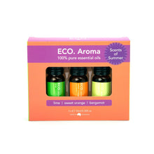 Load image into Gallery viewer, Eco. Scents of Summer Aroma Trio