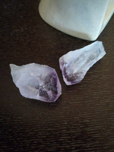Amethyst Natural Point Small
