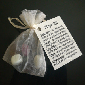 Crystal Healing Kit Hope