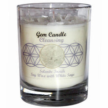 Load image into Gallery viewer, Gemstone Candle