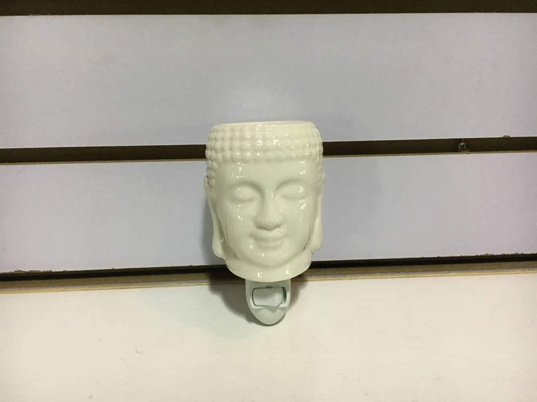Buddha Plug In Melt Warmer Black or White
