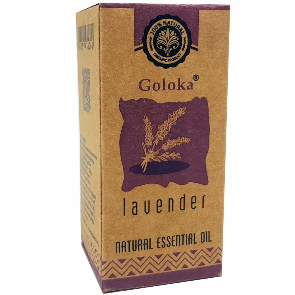 Goloka Natural Essential Oil