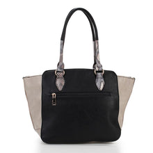 Load image into Gallery viewer, Thea Pocket Tote Grey