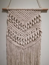 Load image into Gallery viewer, Macrame Woven Wall Hanging