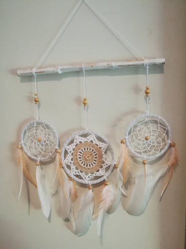 Boho/Mandala Dream Catcher Wall Hanging