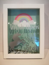Load image into Gallery viewer, Unicorn Rainbow Wish Box