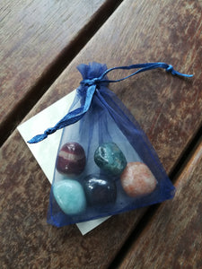 Crystal Healing Kit Self Confidence