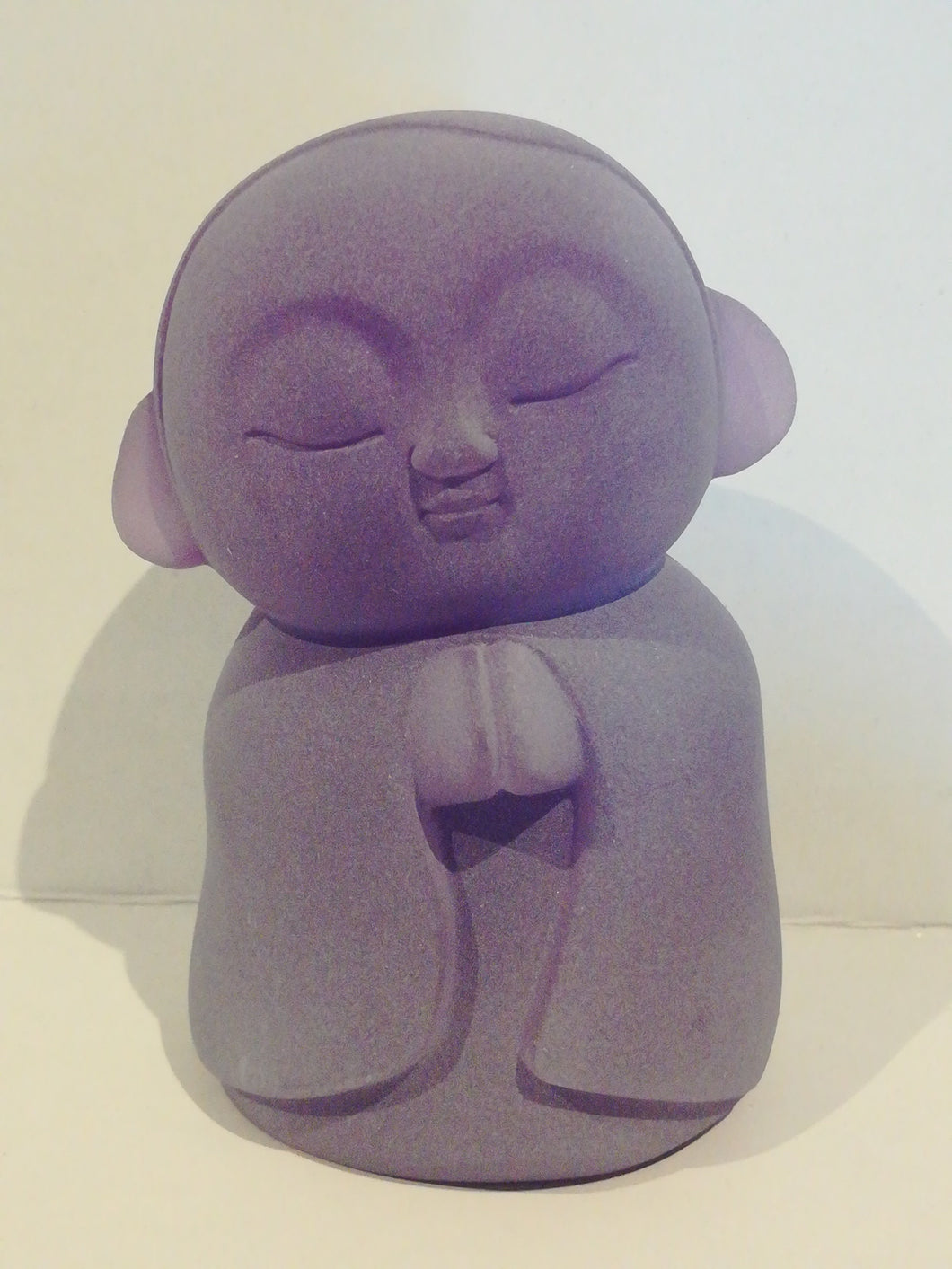 Jizo Praying Statue 95 mm