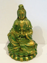 Load image into Gallery viewer, Quan Yin Statue 95 mms