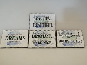 Dream Inspirational Magnets