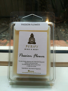 Soy Wax Melts Passionflower