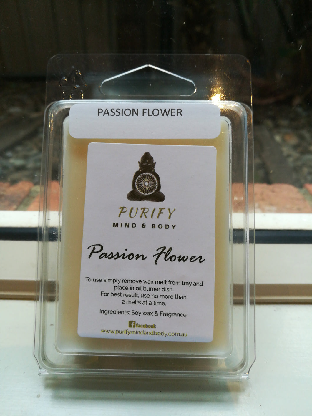 Wax Melts Passionflower