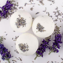 Load image into Gallery viewer, Bath Bomb Lavender