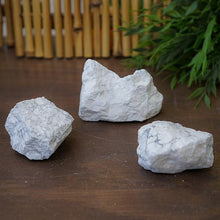 Load image into Gallery viewer, White Howlite Chunk Rough