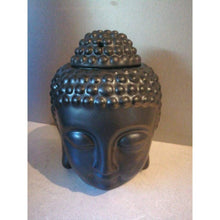 Load image into Gallery viewer, Buddha Head Oil or Melt Burner - wax melt warmer