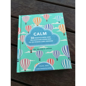 Calm: 50 mindfulness exercises to de-stress - books & cds