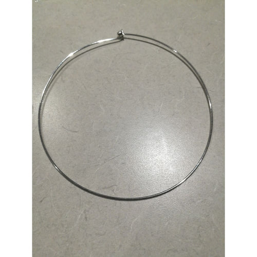 Choker Wire Necklace