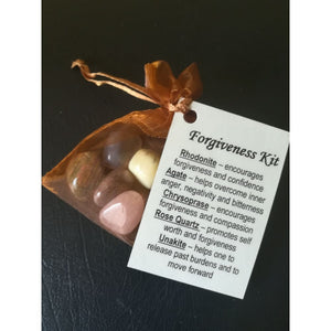 Crystal Healing Kit - Forgiveness
