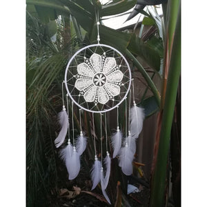 Dream Catcher Flower Mandala