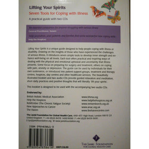Lifting Your Spirits - Seven Tools For Coping With Illness - Book & Cd Sets