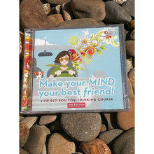 Load image into Gallery viewer, Make Your Mind Your Best Friend: 2 Cd Set Positive Thinking Course - Books & Cds
