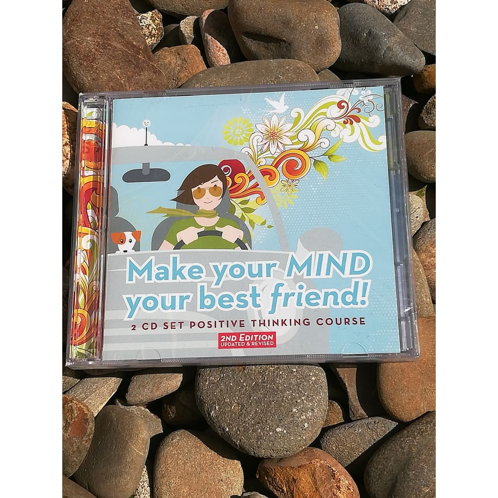 Make Your Mind Your Best Friend: 2 Cd Set Positive Thinking Course - Books & Cds