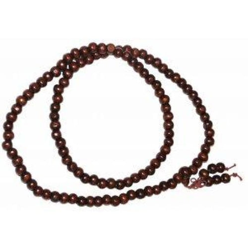 Mala Bead Necklace 6 Mm Beads - Mala Beads