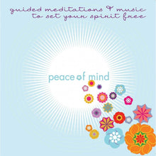 Load image into Gallery viewer, Peace of Mind CD - CD