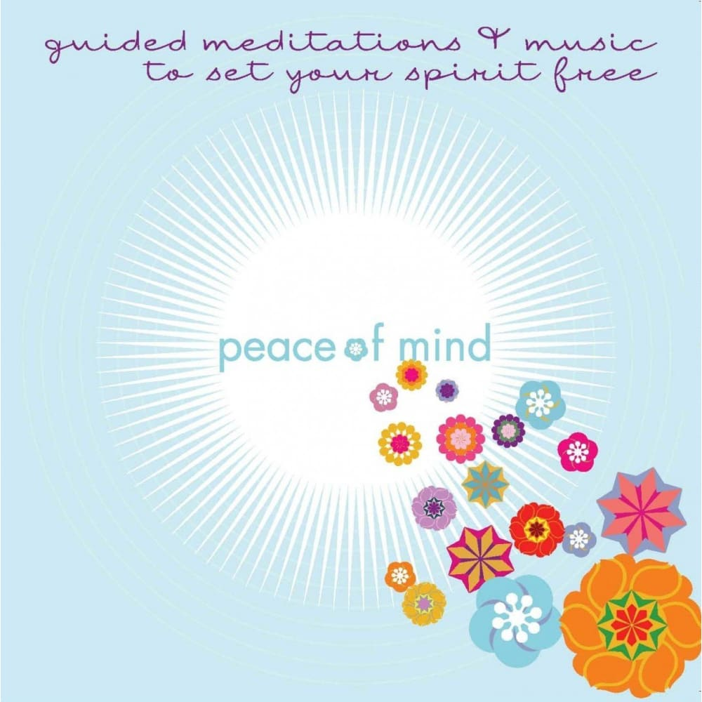 Peace of Mind CD - CD