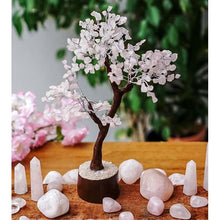 Load image into Gallery viewer, Rose Quartz Tree - Large