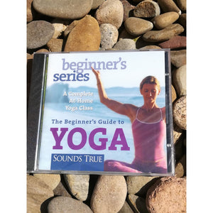 The Beginners Guide To Yoga - Cd