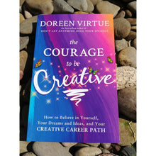 Load image into Gallery viewer, The Courage To Be Creative; How To Believe In Yourself Your Dreams And Ideas. - Books & Cds