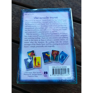 The Oracle Tarot Cards - tarot & affirmation cards
