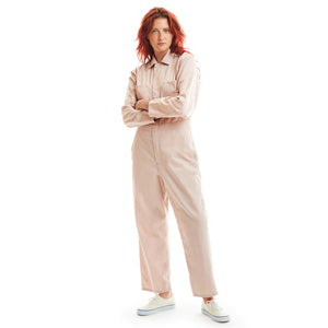 Lincoln jumpsuit in pink