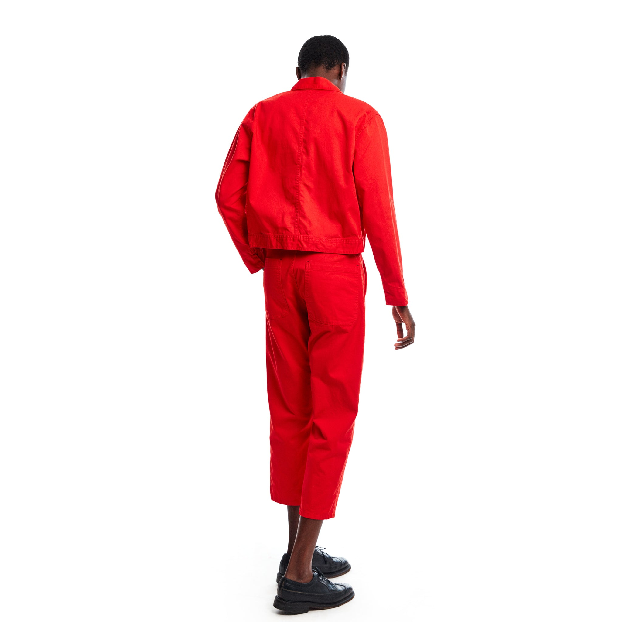 The Red Pants