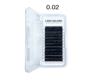 0.02 Signature Series | Lash Extension Trays