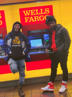 Aaron Rennel and Kenny Ba$e - major coin in New York City