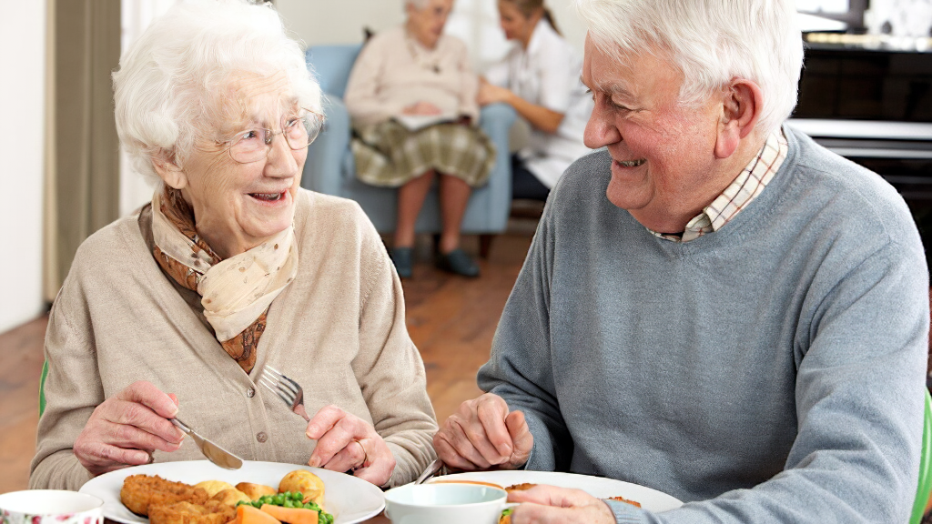 Nutrition of the elderly - foods for health and vitality