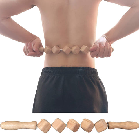 Fanwer Wood Therapy Massage Tools
